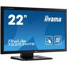 "Monitor dotykowy iiyama ProLite T2253MTS-B1 22"" TN FullHD HDMI"