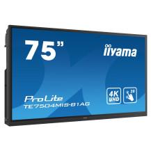 "Monitor interaktywny iiyama ProLite TE7504MIS-B1AG 75""..."