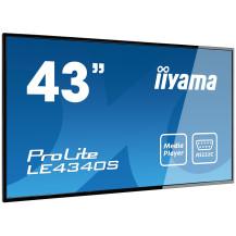 Monitor iiyama Prolite LE4340S-B1 43''AMVA FHD