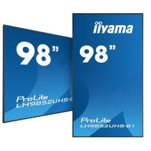 "Monitor wielkoformatowy iiyama ProLite LH9852UHS-B1 98""..."