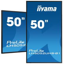 """Monitor iiyama ProLite LH5052UHS-B1 50"""" VA 4K UHD,..."""