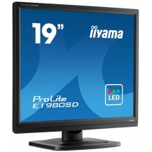 Monitor iiyama ProLite  E1980SD-B1 LED TN 19''