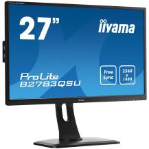 Monitor iiyama ProLite  B2783QSU-B1 27'' QHD Free Sync 1ms