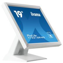 """Monitor dotykowy iiyama ProLite T1931SR-W5 19"""" biały"""