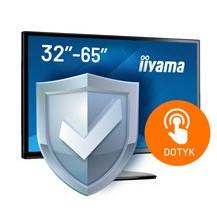 """Przedłużenie gwarancji iiyama do 5 lat (dla monitorów DOTYKOWYCH 32""""-65"""")"""