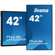 Monitor wielkoformatowy iiyama ProLite LH4265S-B1 42''...