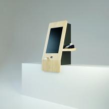 HRCT - Stand interaktywny - infokiosk nablatowy - Obudowa...