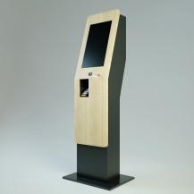 HRCS - Stand interaktywny - infokiosk stojący - Obudowa...