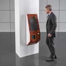 HRCP - Stand interaktywny - infokiosk wiszący - Obudowa...