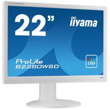 "Monitor iiyama ProLite  B2280WSD-W1 22"" 16:10 LED"