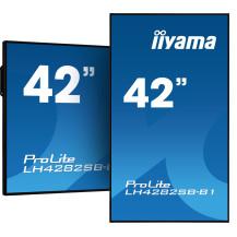 Monitor wielkoformatowy iiyama ProLite LH4282SB-B1 42'' LED 24/7 IPS UltraSlimLine OPC LAN