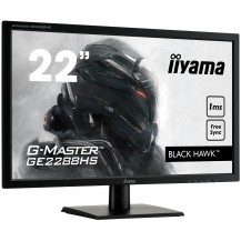 "Monitor iiyama G-MASTER GE2288HS-B1 22"" BLACK HAWK 1ms..."