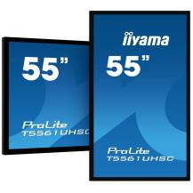 """Monitor dotykowy iiyama ProLite T5561UHSC-B1 55"""" 4K 24/7..."""