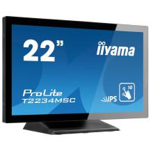 Monitor dotykowy POS iiyama ProLite T2234MSC-B6X ,...