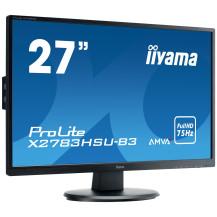 Monitor iiyama ProLite  X2783HSU-B3 27'' AMVA, VGA, HDMI,...