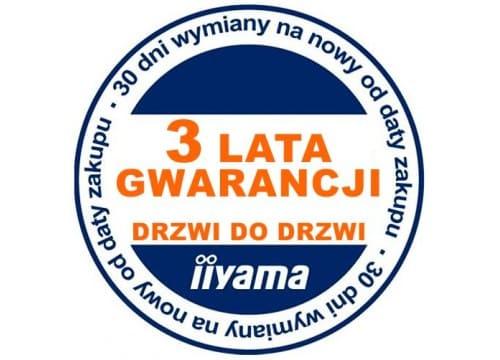 GWARANCJA 3 LATA IIYAMA