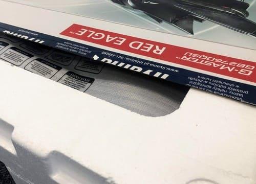 bezpieczne pakowanie monitorów iiyama