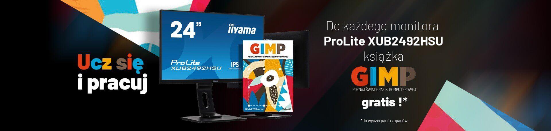 Książka GIMP gratis